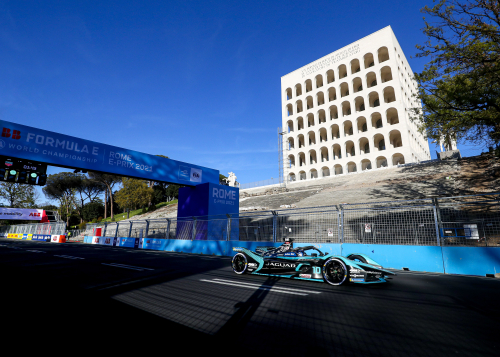ROME E-PRIX - ROUND THREE