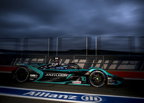 Jaguar Racing - R5 - VLC E-Prix