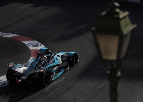 Monaco E-Prix - FP1