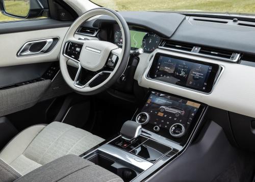 Range Rover Velar D300 MHEV R-DYNAMIC S -  INTERIEUR BILDER