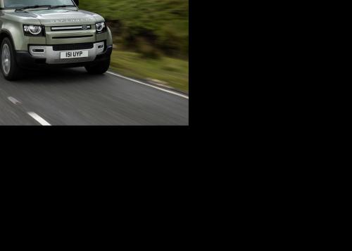 Jaguar Land Rover entwickelt Defender Prototypmit wasserstoffbetriebener Brennstoffzelle