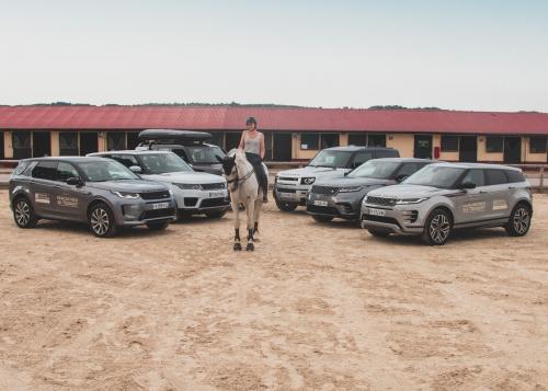 Jaguar Land Rover prend ses quartiers d'été sur la Côte d'Opale