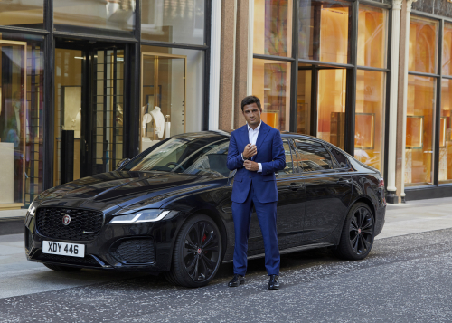 JAGUAR XF EMBARKS ON A THRILLING CHASE ACROSS LONDON TO CELEBRATE THE RELEASE OF NO TIME TO DIE