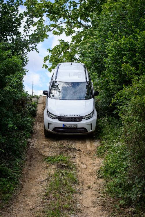 """Land Rover Island begrüßt alle Offroad-Fans auf der """"Abenteuer & Allrad"""" Messe in Bad Kissingen"""