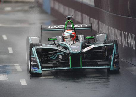 New York E-Prix Race 2