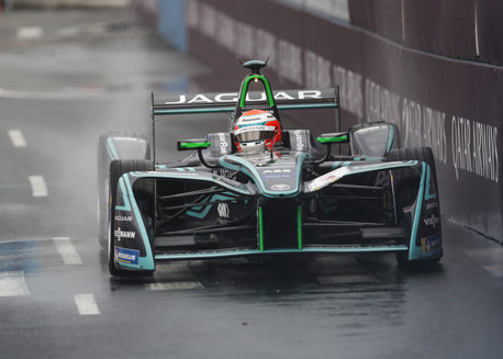 New York E-Prix Race 2