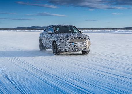 Jaguar E-Pace Arjeplog