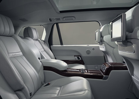 Range Rover Drives Creativity - Study Reveals The Perfect Environment For Creative Thought