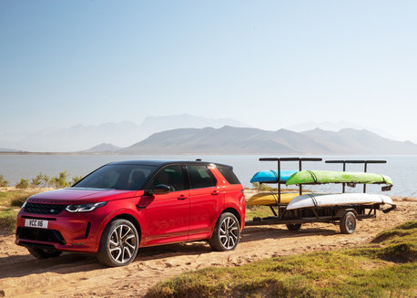 CAPABILITY – NEW DISCOVERY SPORT