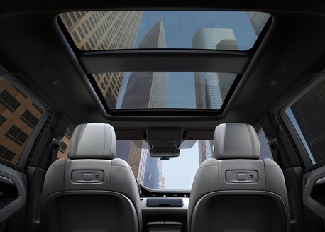 Interior Kvadrat – New Range Rover Evoque