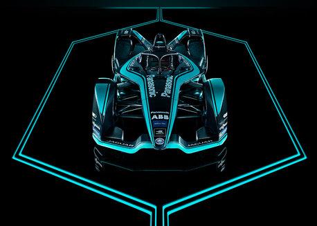 Jaguar I-TYPE 3 Studio Front on