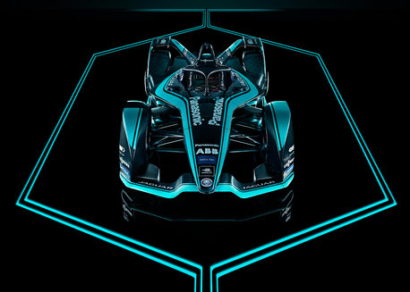 Jaguar I-TYPE 3 Studio Front on