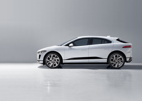 STUDIO - NEW ALL-ELECTRIC JAGUAR I-PACE