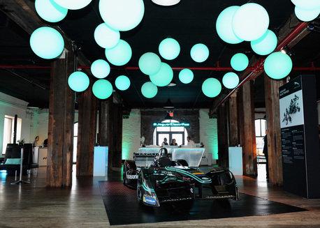 Jaguar Formula E RE:Charge Event