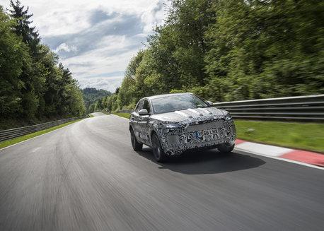 Jaguar E-Pace Nurburgring