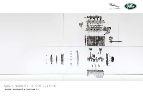 Jaguar Land Rover Sustainable Report 2014/2015